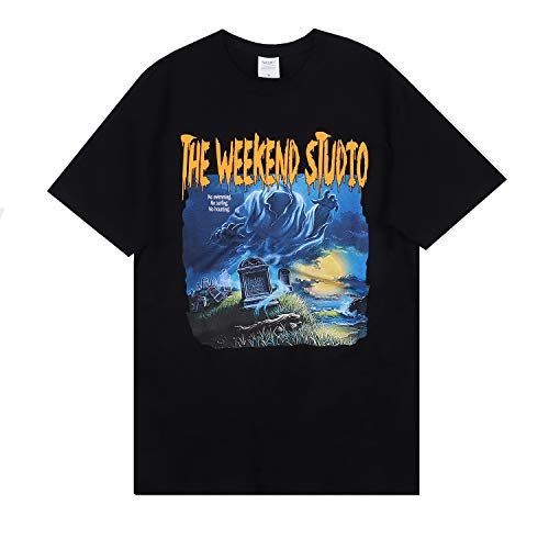 NAGRI The Weekend Studio T-Shirt Black