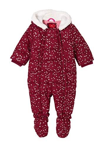 s.Oliver Junior Baby-Mädchen 405.12.009.16.201.2039709 Schneeanzug, 46A0, 92