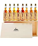 Father's Day Miniature Brandy Tasting Gift Set