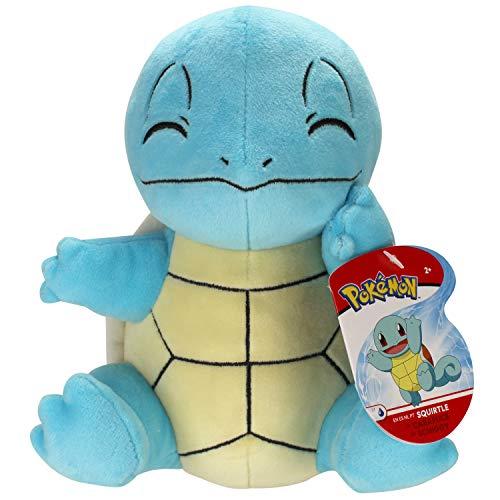 Bandai WT97961 Pokémon - Peluche de carapuce (20 cm)