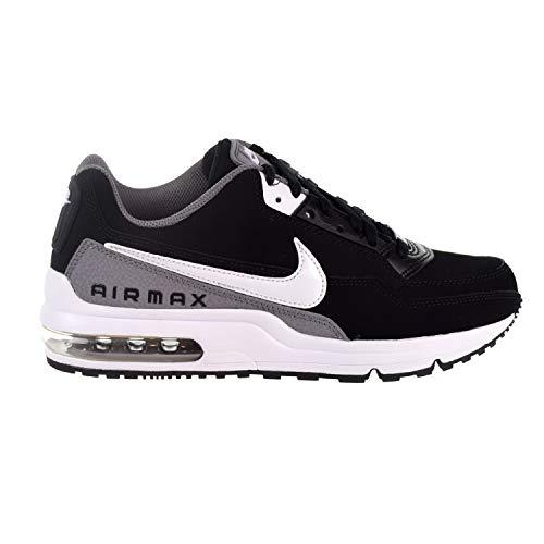 Nike Men's Air MAx LTD 3 Black/White/Cool Grey BV1171-001 (Size: 9)