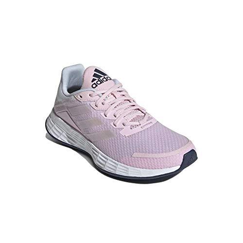 adidas Duramo SL K, Zapatillas para Correr, Clear Pink Iridescent Halo Blue, 31.5 EU