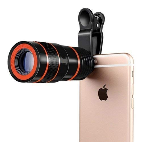Latest 8X Ulrta HD Zoom Telescope Camera Lens for All Smartphones & Android Mobile