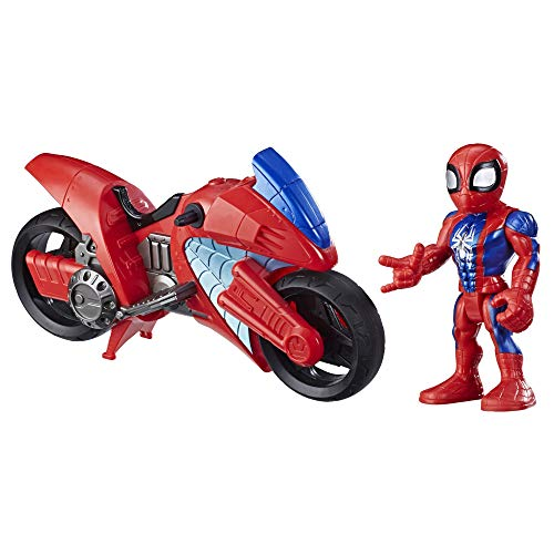 Playskool Heroes Marvel Super Hero Adventures Spider-Man Swingin'...