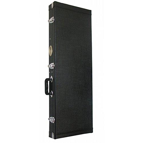 SOUNDSATION - Estuche rígido rectangular para guitarra eléctrica.
