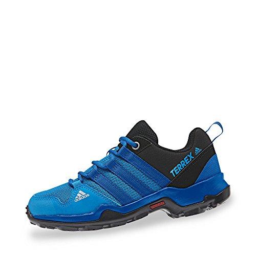 adidas Unisex-Kinder Terrex AX2R Trekking- & Wanderhalbschuhe, Schwarz (Negbás/Belazu/Negbás 000), 30 EU