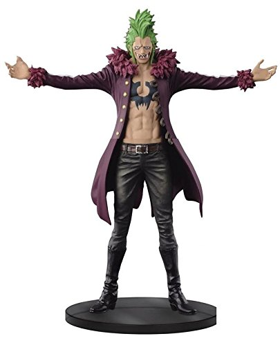 One Piece - DXF Jeans Freak - Figur Bartolomeo 17cm * Original + lizensiert (Black Jeans Version)