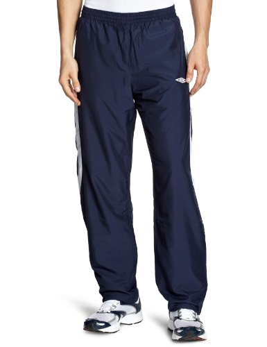 Umbro Herren Hosen Training, marineblau/wei, S, 698029-N84