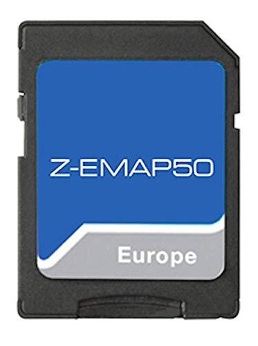 ZENEC Z-EMAP50: Micro SD-Karte mit Navigation für ZENEC Infotainer Z-E2050, Z-E2060, Z-E3150, Z-E6150, europaweite 3-D Karten, TMC