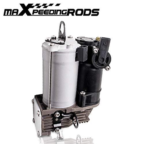 maXpeedingrods 1643201204 Compresor de Suspensión de Aire Bomba Para ML/GL X164 W164