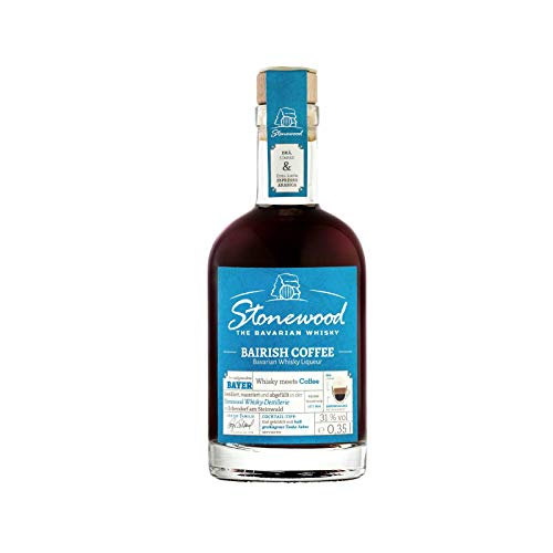 Schraml Stonewood Bairish Coffee Whisky-Likör 0,35l