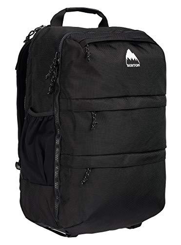 Burton Traverse Pack Bolsa de Viaje 52 cm, 35 litros, True Negro Ballistic