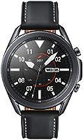 Samsung SM-R840NZKATUR Galaxy Watch 3 Akıllı Saat, 45mm, Mystic Black, Siyah