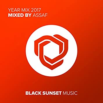 Black Sunset Music Year Mix 2017 - Mixed By Assaf