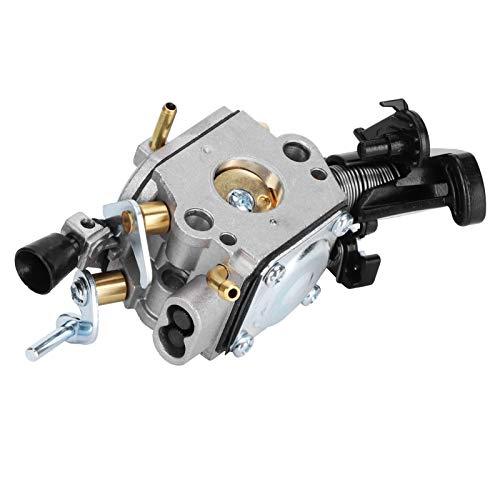 Carburador Aleación De Aluminio Carburetor Carber Fit Motosierra Motores De Gas para Husqvarna 450 450E 445 445E