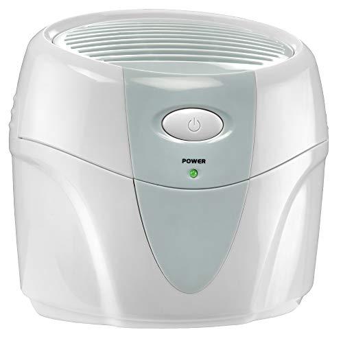 gridinlux | OZONO | Generador de Ozono | Purificador de Aire | Portátil | Funciona a Pilas | Ideal para Espacios reducidos: Coches, armarios, Nevera