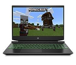 HP Pavilion Gaming 15-ec1099ng / 15-ec1206ng (15,6 Zoll / FHD IPS) Gaming Laptop (AMD Ryzen 5 4600H, 8GB DDR4 RAM, 512GB SSD, Nvidia GeForce GTX 1650 4GB, Windows 10, QWERTZ-Layout) Schwarz