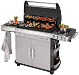 ALTIGASI Barbecue A Gas GPL CAMPINGAZ Modello 4 Series RBS EXS con Cupola in...