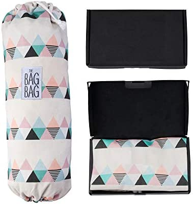 Plastic Bag Holder I Grocery Shopping Bags Carrier I Dispenser I Storage I Organizer Multiple product image
