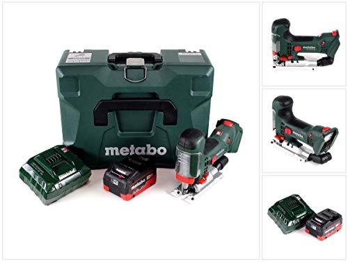 Metabo STA 18 LTX 100 accu decoupeerzaag 18V (601002840) + 1x accu 5,5 Ah + oplader