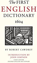 Best first dictionary of english 1604 Reviews