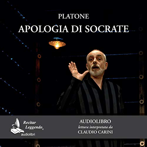 Apologia di Socrate cover art