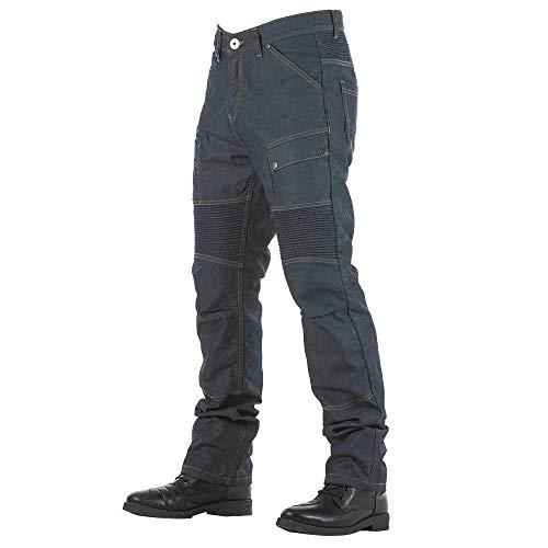 Overlap Road heren jeans, kerosine, maat 38