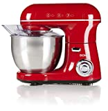 Robot de cuisine DOMO DO9116KR DO9116KR 600 W rouge 1 pc(s)
