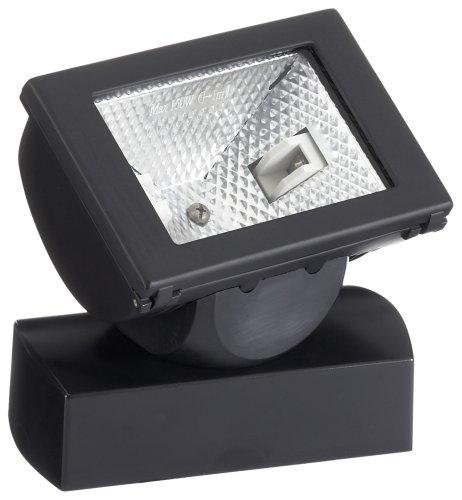 ESY-LUX EL10519116 Spot Halogène 150W, R7s 74,9mm noir