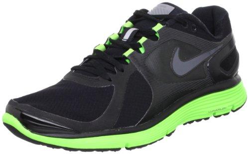Nike Lunar Eclipse+ 2 Shield Running Shoes - 8 - Black