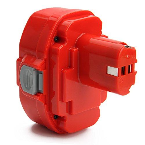 Creabest 18V Batería Ni-MH 3.0Ah para Makita PA18 1822 1823 1834 1835 192826-5 192829-3 192829-9 193159-1 193140-2 193102-0 194105-7 4334D 5026DA 5036DA 5046DA 6343D 6347D 8390D 8391D 8443D JR180D