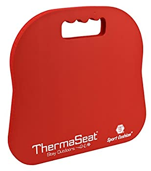 Northeast Products Therm-A-SEAT Sport Cushion Stadium Seat Pad Red