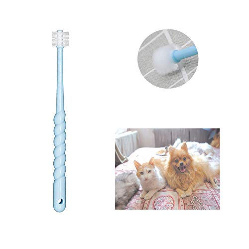 360-Degree Pet Toothbrush