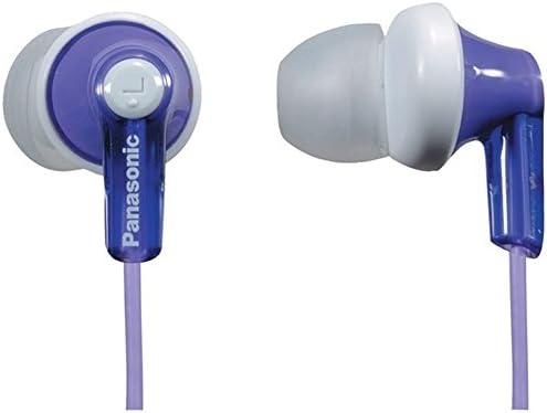 PANASONIC RP HJE120 V HJE120 Earbuds Violet Consumer electronics product image