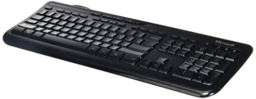 Microsoft Wired Keyboard 600 (Black)