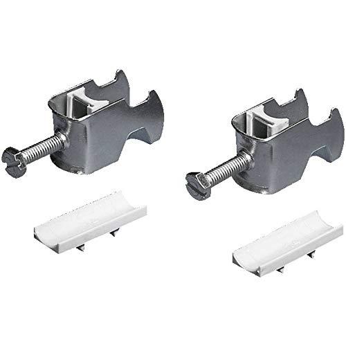 Kabelschellen Rittal für C-Profilschienen D 6-14mm 25 Stück