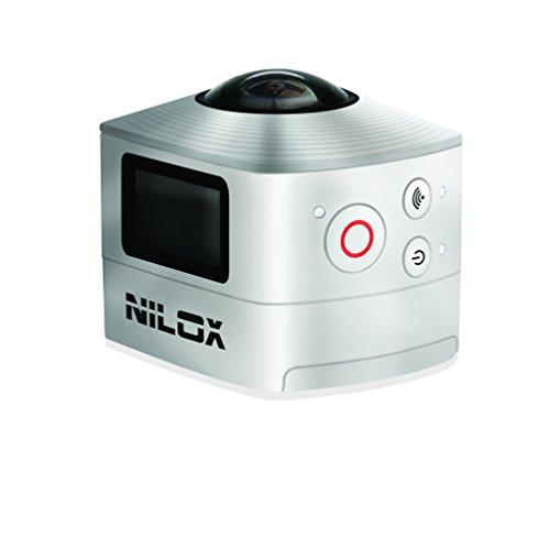 Nilox EVO 360 13NXAK1800001 - Videocámara