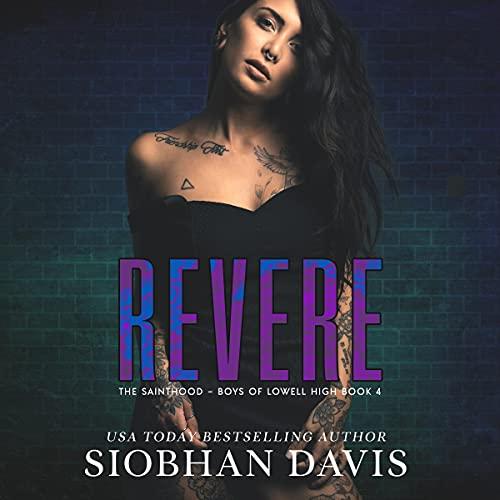 Revere Audiobook By Siobhan Davis cover art