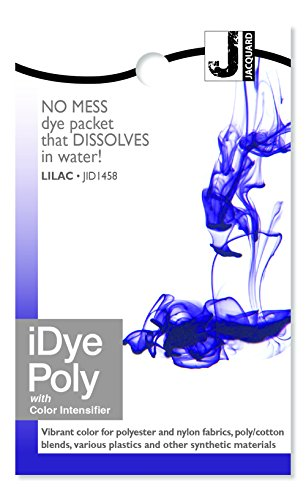 Jacquard IDYE-458 iDye Poly, 14 Grams, Lilac