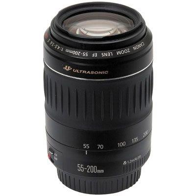 Canon 55-200/4,5-5,6 II USM