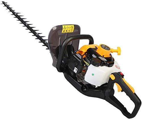 Inicio Accesorios Cortasetos eléctrico Ligero 2 en 1 Batería de litio Cortasetos Paisajismo Máquina de poda de árboles de té Desplazamiento 25,4 cc Velocidad 3000 rpm Longitud de corte 600 mm Capac