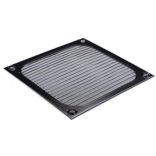 ZJYSM Fans y enfriamiento Filtro de Polvo a Prueba de Polvo de Aluminio de 120 mm para Ventilador de PC
