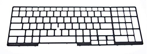 Dell Latitude E5570 US International Keyboard Shroud Surround Lattice Bezel 538P5