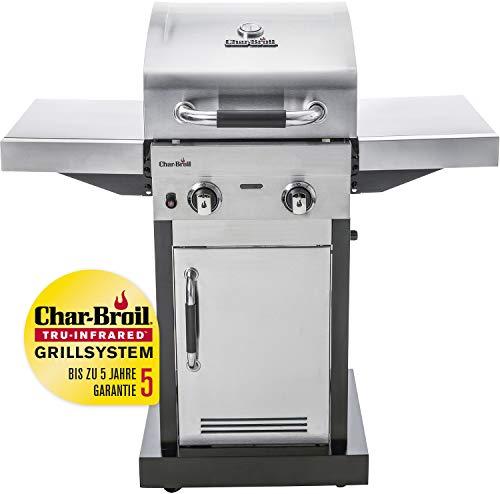 Char-Broil Advantage Series™ 245S - 2 Brenner Gasgrill, Edelstahl