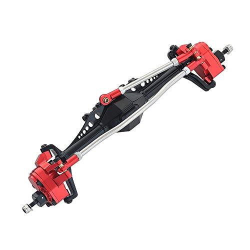 SNOWINSPRING - Messgeräte & Werkzeuge für Funktionsmodellbau in Rot, Größe Vorderseite