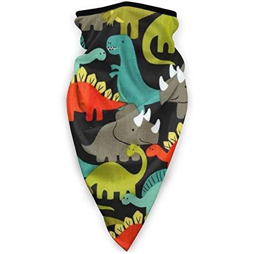 BJAMAJ schattig dinosaurus outdoor gezicht mond masker winddicht sport masker ski masker schild sjaal Bandana mannen vrouw
