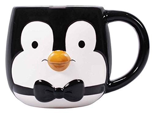 Mary Poppins Kaffeetasse Penguin Shaped Nue offiziell 3D Boxed