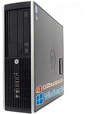 HP デスクトップPC 6200Pro/MS Office 2019/Win 10/Core i5-2400/HDMI/wajunのWIFI/Bluetooth/DVD/8GB/512GB SSD (整備済み品)