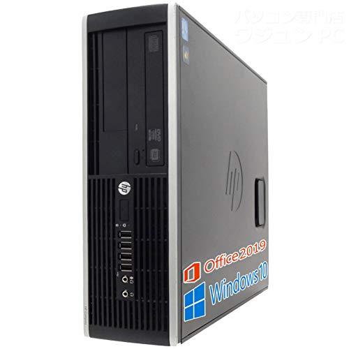HP デスクトップPC 6200Pro/MS Office 2019/Win 10/Core i5-2400/HDMI/wajunのWIFI/Bluetooth/DVD/8GB/256GB SSD (整備済み品)