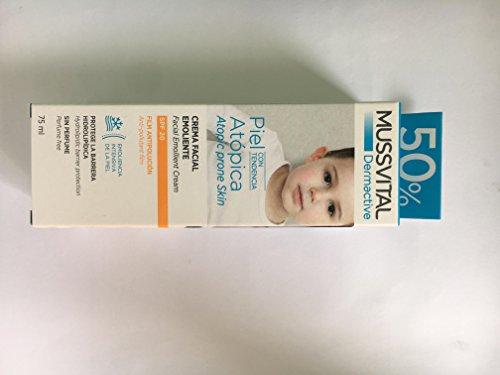 MUSSVITAL Dermactive Creme Facial Atopische Haut SPF2075ml
